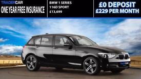 BMW 116 2.0TD Sports Hatch 2014.5 d Sport