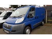 Citroen Relay 2.2 ( 100 Bhp ) L1 33 SWB,Bright Blue,finance Available