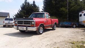 1989 Dodge Ram  D-150