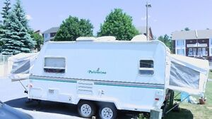 palomino hybrid buy or sell campers travel trailers in ontario kijiji classifieds. Black Bedroom Furniture Sets. Home Design Ideas