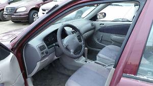 1999 Toyota Corolla CE Sedan.. $2500 Edmonton Edmonton Area image 2