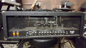 CRATE TUBE GUITAR HEAD FOR SALE