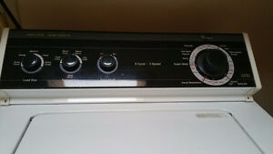 Whirlpool 9 cycle 2 Speed Heavy Duty Washer