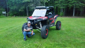 2015 Polaris RZR 1000 LOADED AND LIFTED