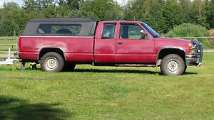 Perfect truck to get firewood or go hunting! Prince George British Columbia image 1