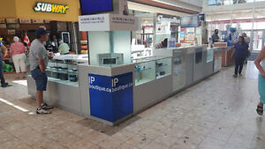 !!! BEAUTIFUL MALL KIOSK FOR SALE - BEST PRICED !!!