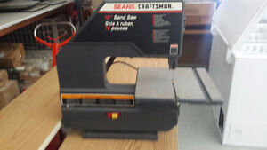 """10"""" BAND SAW (SEARS CRAFTSMAN) - Mint Condition"""