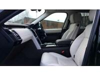 2017 Land Rover Discovery 3.0 TD6 HSE Luxury 5dr Automatic Diesel 4x4