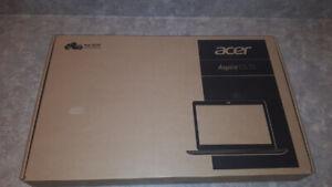 """ACER ASPIRE ES 15"""" LAPTOP [INTEL QUAD CORE] [8GB] [750GB]"""