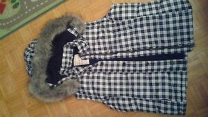 aeropostal vest with hood...woman's XL