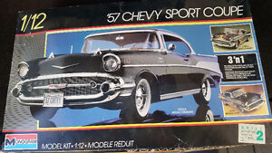 57 chevy 1/12 scale