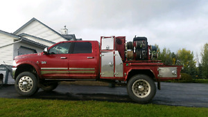 2010 dodge laramie 3500 welding rig