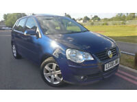 2008 58 Volkswagen Polo 1.4 ( 80PS ) auto Match +++LOW MILEAGE+++