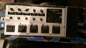 Korg guitar effects pedal