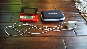 3DS w/ case and charger London Ontario image 4