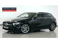 2019 Mercedes-Benz A Class 2019 69 Mercedes A180 1.5D AMG Line Executive Diesel