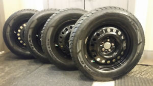 Goodyear Ultra Grip Winter Tires & TPMS Package
