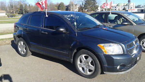 2008 Dodge Caliber SXT CUV with SAFETY, ETEST, WARRANTY Cambridge Kitchener Area image 1