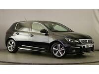 2019 Peugeot 308 1.2 PureTech GPF GT Line (s/s) 5dr Hatchback Petrol Manual