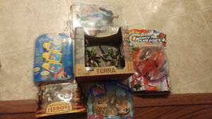 Collector items 3 Disney's kid clip, Indiana Jones and more