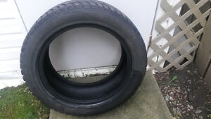 Kumho I'ZENKW22  225/50/R17 usagés 4 pneus d'hiver, 98T xl