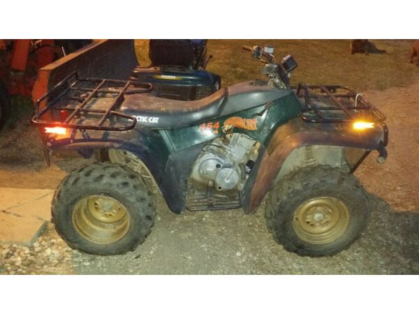 Used 1998 Arctic Cat bearcat