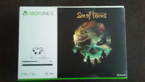 Xbox One S 1TB, Games and 1 Controller