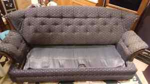 Pull out bed couch. Cambridge Kitchener Area image 2