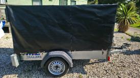 M&E 750kg trailer