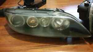 2006 Mazda 6 gt rh headlight  w hid