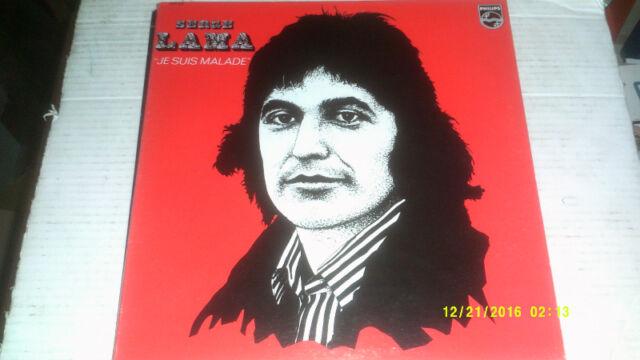 SERGE LAMA-JE SUIS MALADE-DISQUE 33Tr