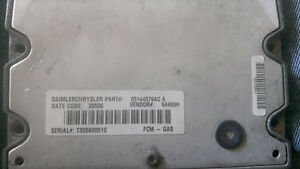 ordinateur dodge Grand caravan 2004