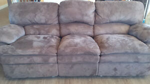 Sofa electric recliner