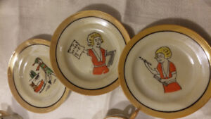 Orphan Annie Dishes