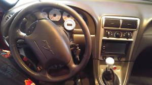 Mustang 2003 modifiée