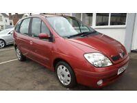 Renault Megane Monaco 1.6 16V Auto (red) 2002