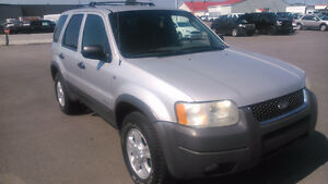 2002 Ford Escape xlt VUS