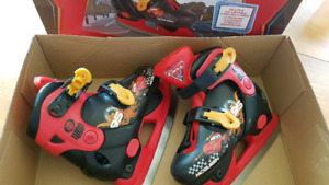 Patin ajustable Flash McQueen