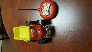 Chuck the Truck - remote control