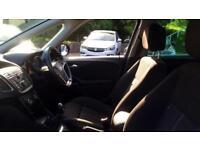 2014 Vauxhall Zafira 1.4T SRi 5dr Manual Petrol Estate