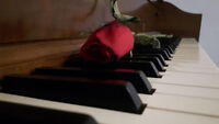 Custom Piano Lessons for all ages