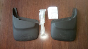 Ford Super Duty 1999-2007 Rear Mudflaps