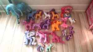 My little ponies