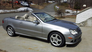 2006 Mercedes-Benz CLK-Class AMG 5 litres Cabriolet
