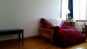 Ch. colocataire août ou sept./Looking for roommate Aug. or Sept.