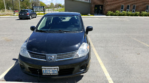 2009 Nissan Versa SL Hatch (NEW Fr. BRAKES & BATTERY)