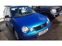2005 Volkswagen Polo Twist 1.4 Auto * Automatic * 5 Door * Low Mileage *