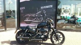 Harley-Davidson XL 883 N IRON 17 Sportster