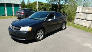 2008 Dodge Avenger SXT Berline V6 2.7L