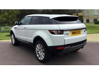 2014 Land Rover Range Rover Evoque 2.2 SD4 Pure 3dr Auto Tech Pac Automatic Dies